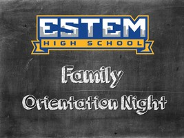 High School Family Orientation Night Information