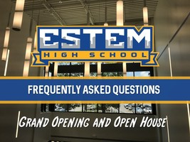 High School Open House FAQ's