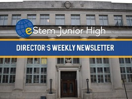 Junior High Director's Weekly Newsletter